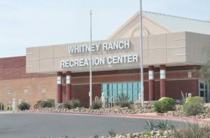 Whitney Ranch recreation center Henderson Real Estate