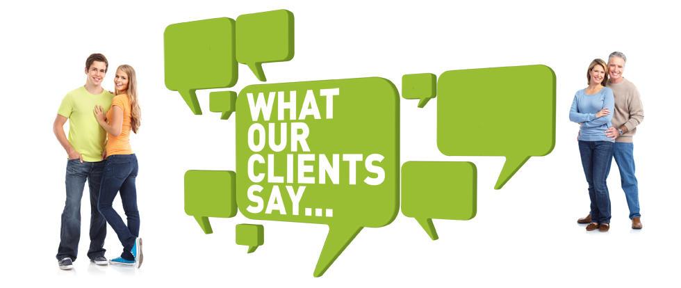 Clients Testimonials  >> Testimonials The Sales Team Henderson Real Estate
