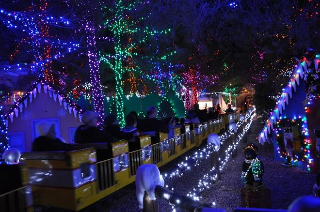 holiday events in las vegas