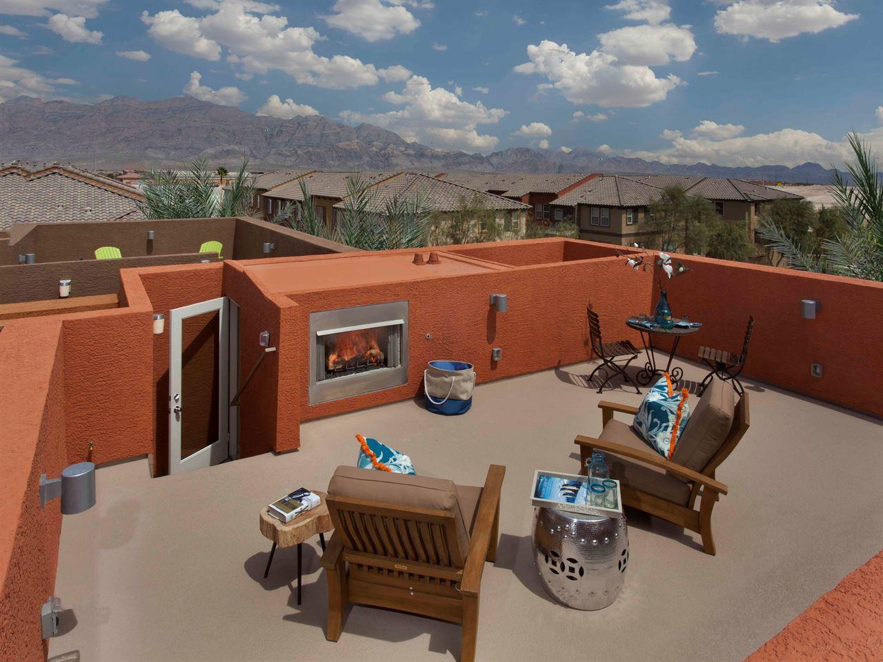 Rooftop deck homes las vegas homemade ftempo for Home landscape design architectural series v18