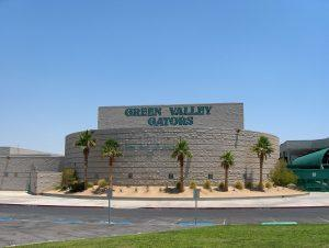 Homes Zoned for Green Valley High School